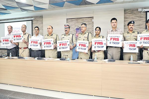 Telangana Police set to get Facial Recognition System - Sakshi