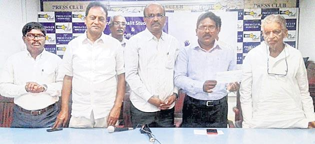 Dalits need to be helping on Kerala - Sakshi