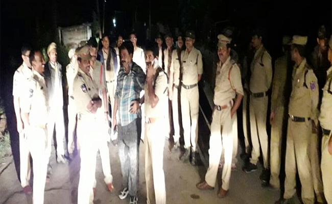 Fake Call Issue In Adilabad Police Department - Sakshi