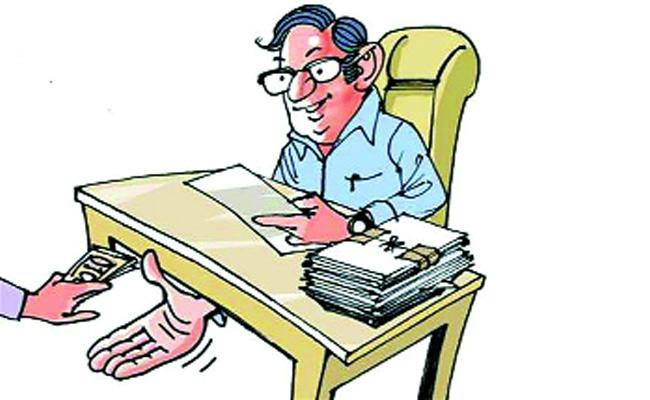 Corruption In Stamps Registration Department At Chittoor - Sakshi
