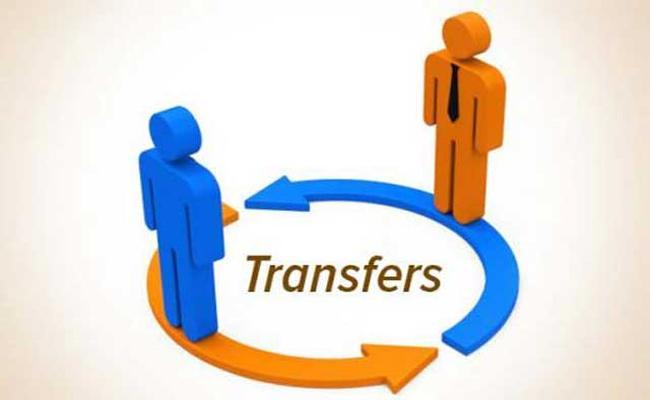 IPS IAS Officers Transfers In Karimnagar - Sakshi