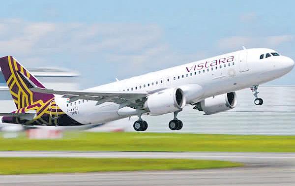 Vistara to start international flights to Colombo and Phuket in October - Sakshi