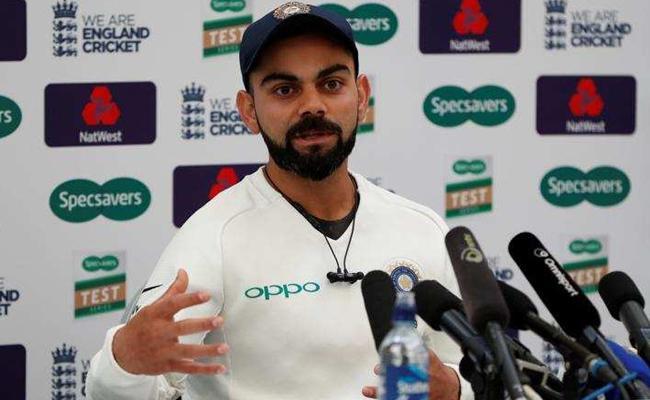 Virat Kohli Told Team India Will Have To Work Harder To Level Series - Sakshi