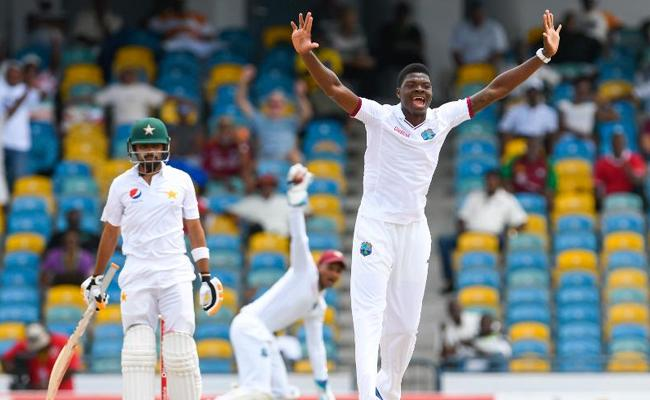 West Indies Announced 15 Man Test Squad For India Tour - Sakshi