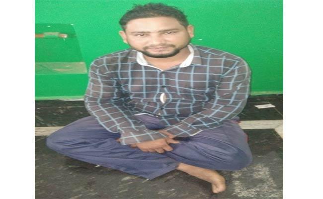 Man Arrested In Harassment Case - Sakshi