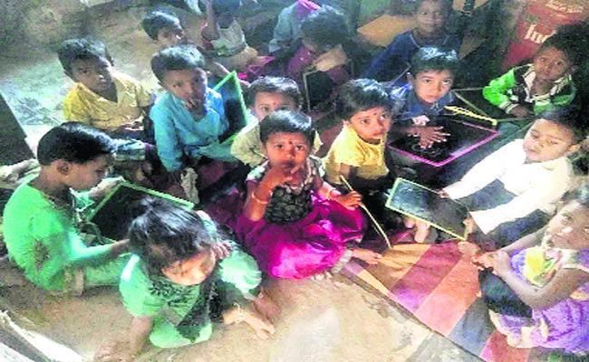 Life Fnsurance For Anganwadi - Sakshi