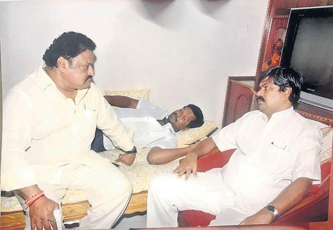Hari Krishna Buyed Land In Moinabad   - Sakshi