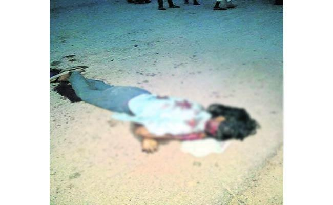 Man Killed In Mahabub Nagar - Sakshi