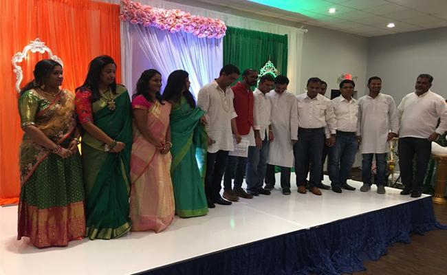 Telangana People Association of Dallas Conducted Kickoff Event - Sakshi