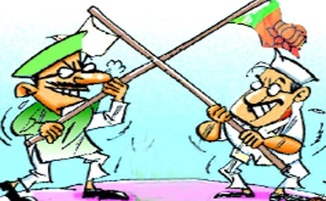 Political Gang War In Orissa - Sakshi