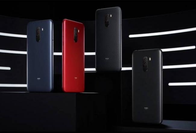 Xiaomi Poco F1 earns over Rs 200 crore under 5 minutes - Sakshi