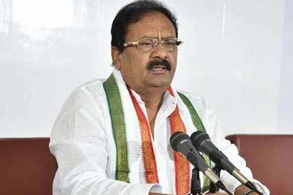 Shabbir Ali Comments On KCR Over Early Elections - Sakshi