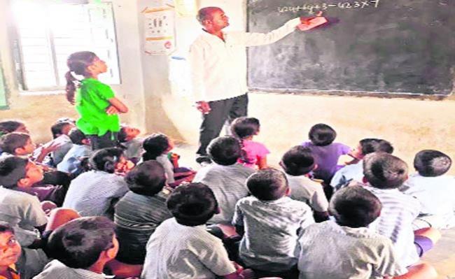 Best Teacher - Sakshi