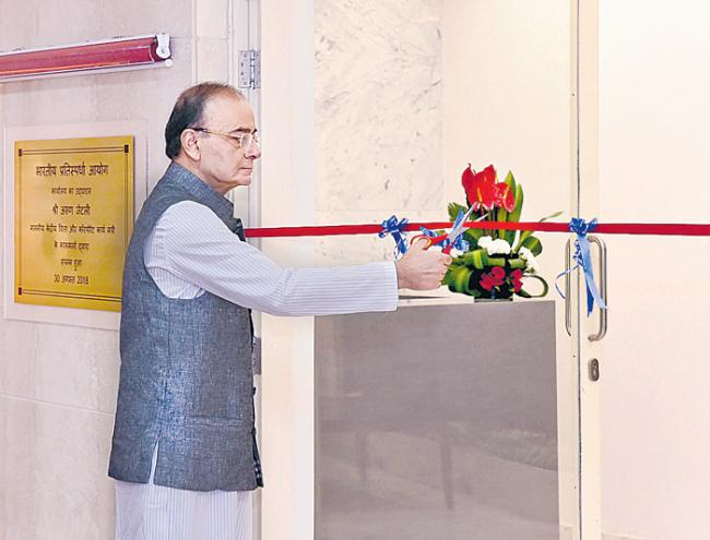 Arun Jaitley back to business, and his task is cut out - Sakshi