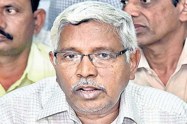 Kodandaram Comments On KCR And TRS Party In Hyderabad - Sakshi