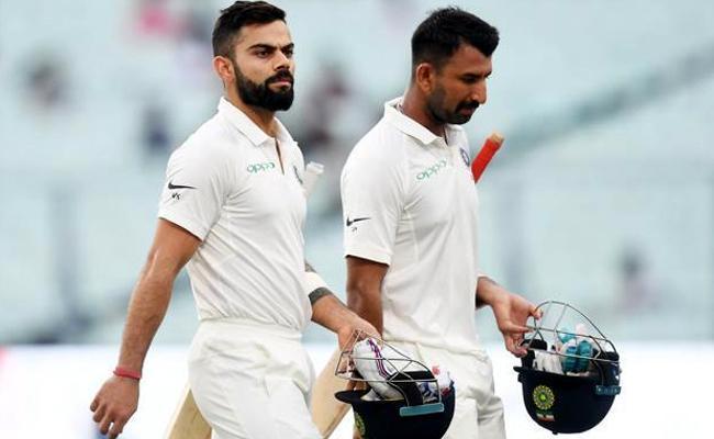 India Loss Virat Kohli Wicket Agianst England - Sakshi