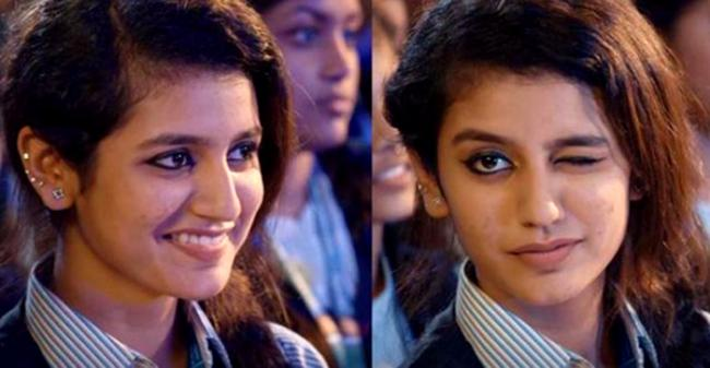 Priya Prakash Varrier Get Relief While Supreme Dismissed The Case Against Her - Sakshi