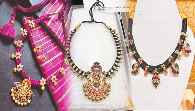 Special story to Necklace - Sakshi