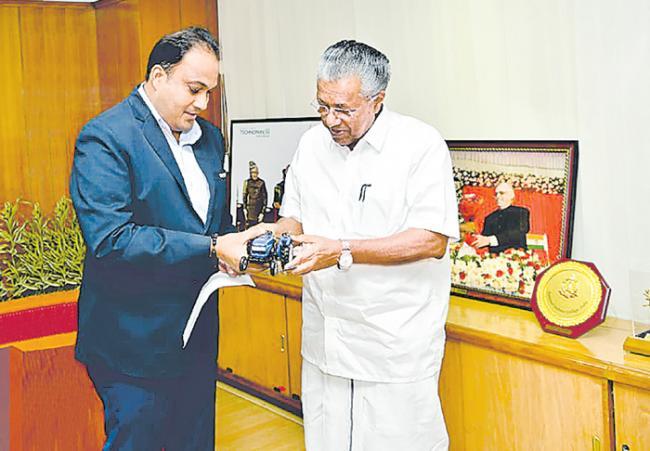 Sonalika Cooperation for Kerala Reconstruction - Sakshi