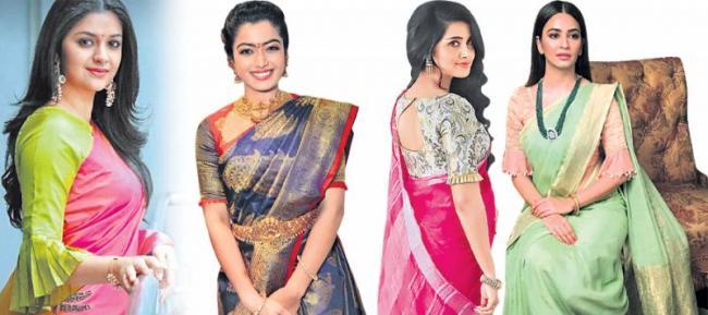 Fashionable always welcome newness - Sakshi