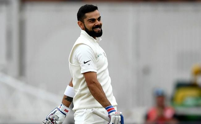 Virat Kohli Completes 6000 Test Runs - Sakshi