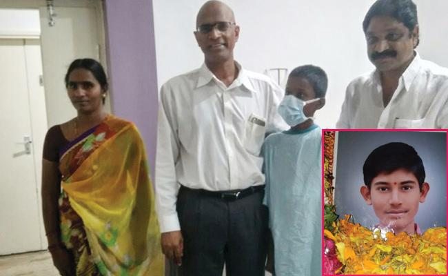 Heart transplantation Success In West Godavari - Sakshi