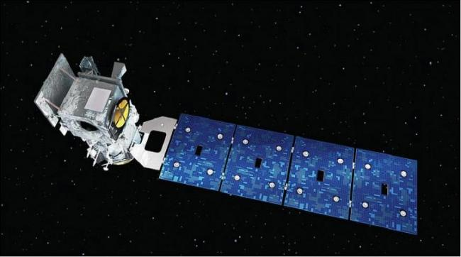 NASA set to launch space laser to track Earth's melting ice - Sakshi