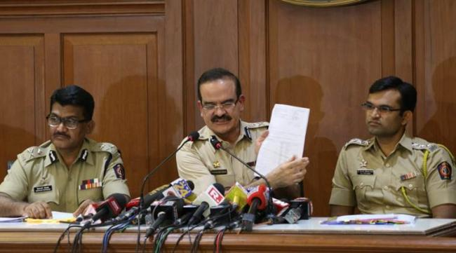 Evidences show clear link between arrested activists and Maoists: Maharashtra Police - Sakshi