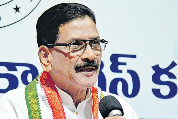 Early Elections There Is No Possibility Says Marri Shashidhar Reddy - Sakshi