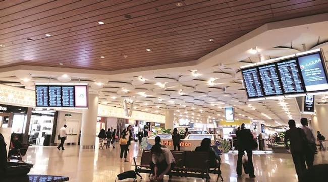 Mumbai Airport Renamed - Sakshi