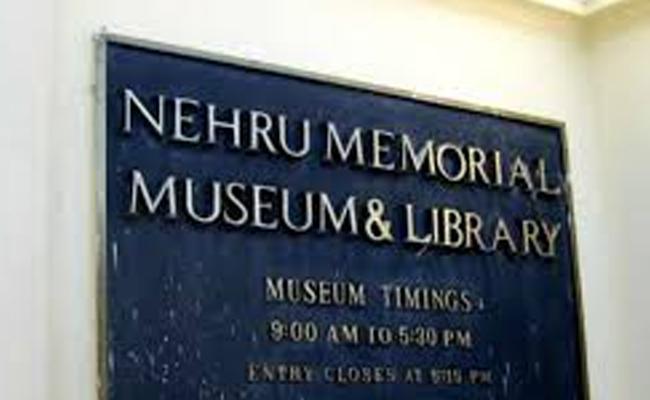 Sakshi Editorial On Nehru Memorial Issue