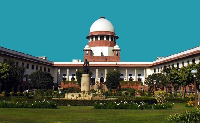 Supreme Court Sent Notices To High Court And AP Government - Sakshi
