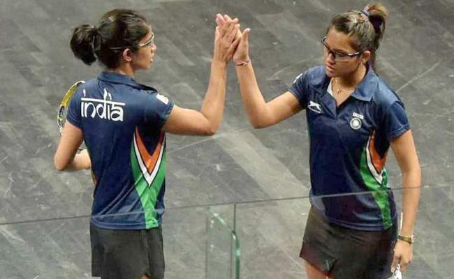 India womens team beats Malaysia 2-0 to reach final  - Sakshi