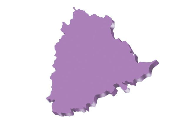 Presidential Approval To New Zonal System For Telangana - Sakshi