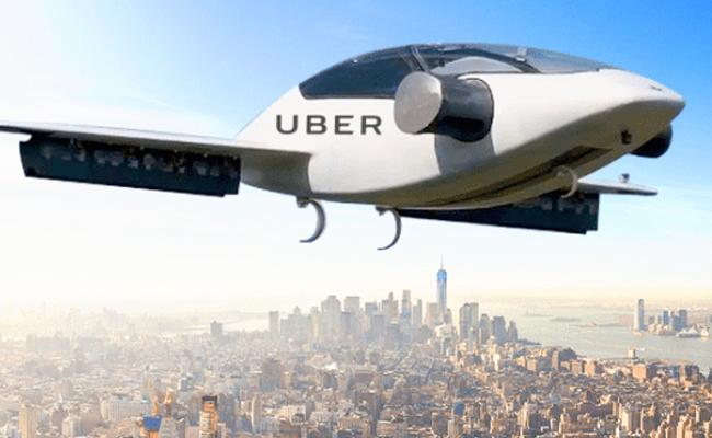 Uber Flying Taxis In India - Sakshi