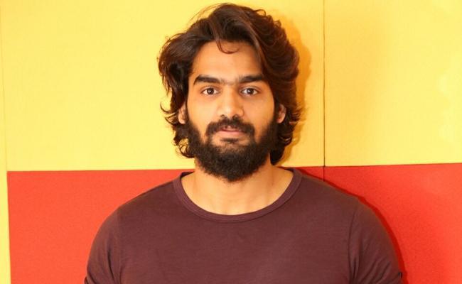 Rk 100 Fame Karthikeya Movie With Kabali Producer - Sakshi