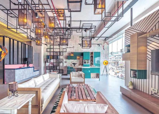 City leading real estate company is EIPL - Sakshi