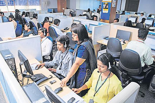 Service sector growth in July at its highest since Oct 2016 - Sakshi
