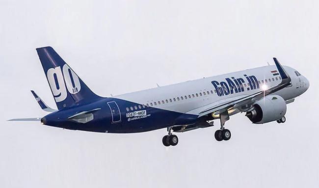 GoAir puts 1 mn seats up for sale at Rs 1,099 starting fares   - Sakshi