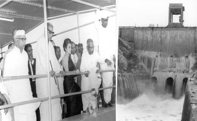 51 Years To Nagarjuna Sagar Canal - Sakshi