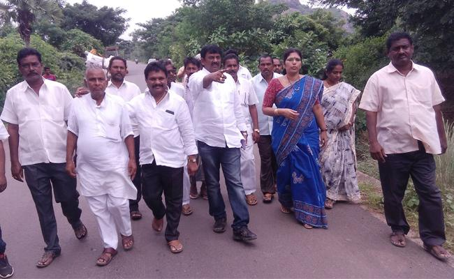 YS Jagan Praja Sankalpa Yatra Entry In Visakhapatnam This Second Week - Sakshi