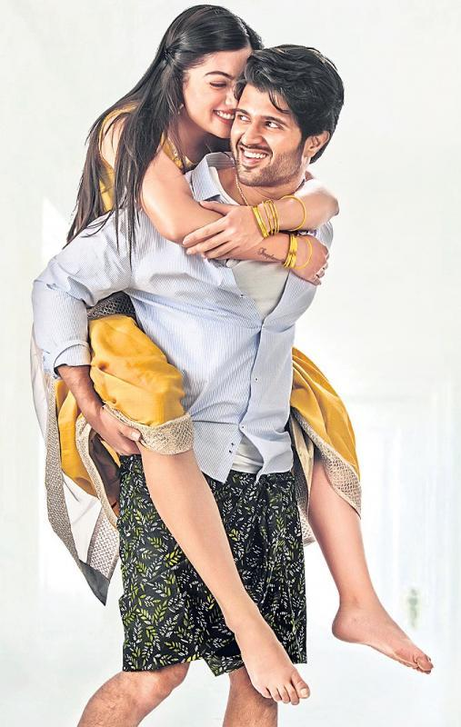 Geetha govindam movie release on august 15 - Sakshi