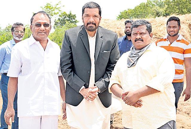 Telangana Devudu Movie Launch - Sakshi