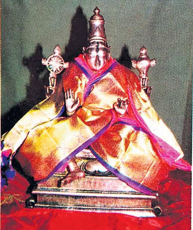 Vishnu Senapati Vishwaksena - Sakshi