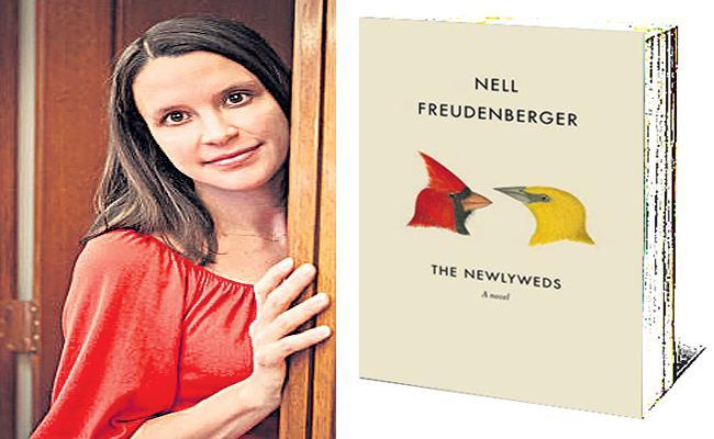Story On Nell Freudenberger The Newlyweds - Sakshi