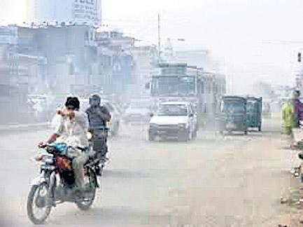 Growing heart valves with air pollution - Sakshi