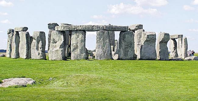 Builders Of Stonehenge May Have Been From Wales - Sakshi