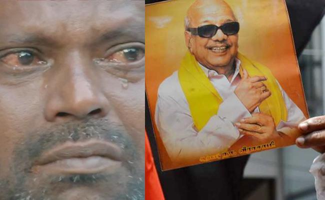 karunanidhi Health Condition Continues Remain Critical - Sakshi