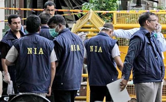 NIA Searches Terror Suspects in Over all India - Sakshi