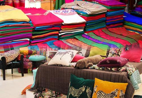 Govt doubles import duty on 328 textile products to 20percent to boost production - Sakshi